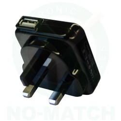 Our USB to Mains E-Cigarette Battery charger adaptor.